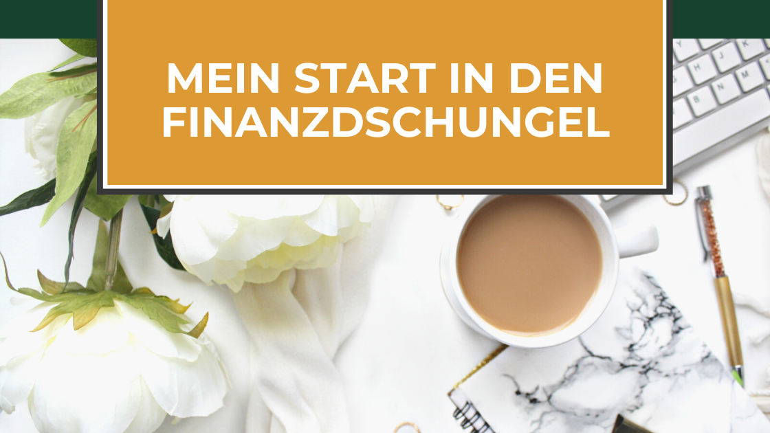 Mein Start in den Finanzdschungel
